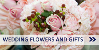Wedding Flowers & Gifts Banner